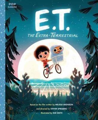 E.T. The Extra-Terrestrial: The Classic Illustrated Storybook, 7,20 € von Book Depository. Foto: Book Depository.