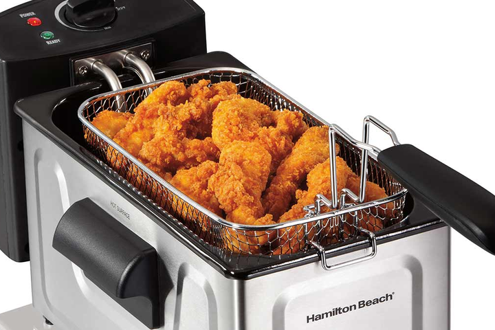 Grab This Hamilton Beach Deep Fryer For Only 20 At Walmart