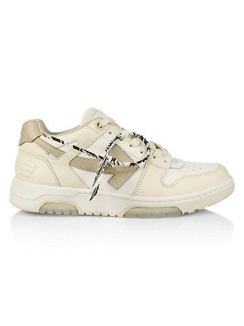 """<p><span>Off-White Out Of Office Low-Top Sneakers</span> ($525)</p> <p>""""What feels more appropriate to wear OOO (aka, working from home indefinitely while occasionally running errands) than these Off-White sneakers named exactly that? I plan to wear mine with... literally everything."""" - Claire Stern, contributing editor, Fashion</p>"""