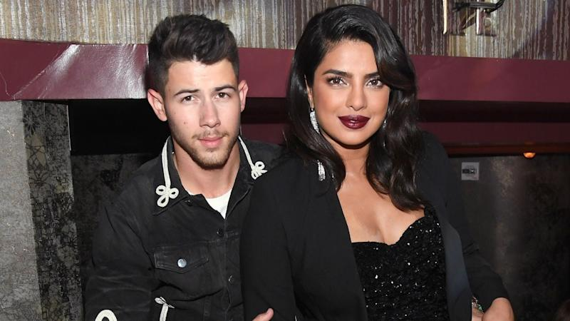 Nick Jonas Says Priyanka Chopra's Dog Gift Caused 'Some Division in the Family'