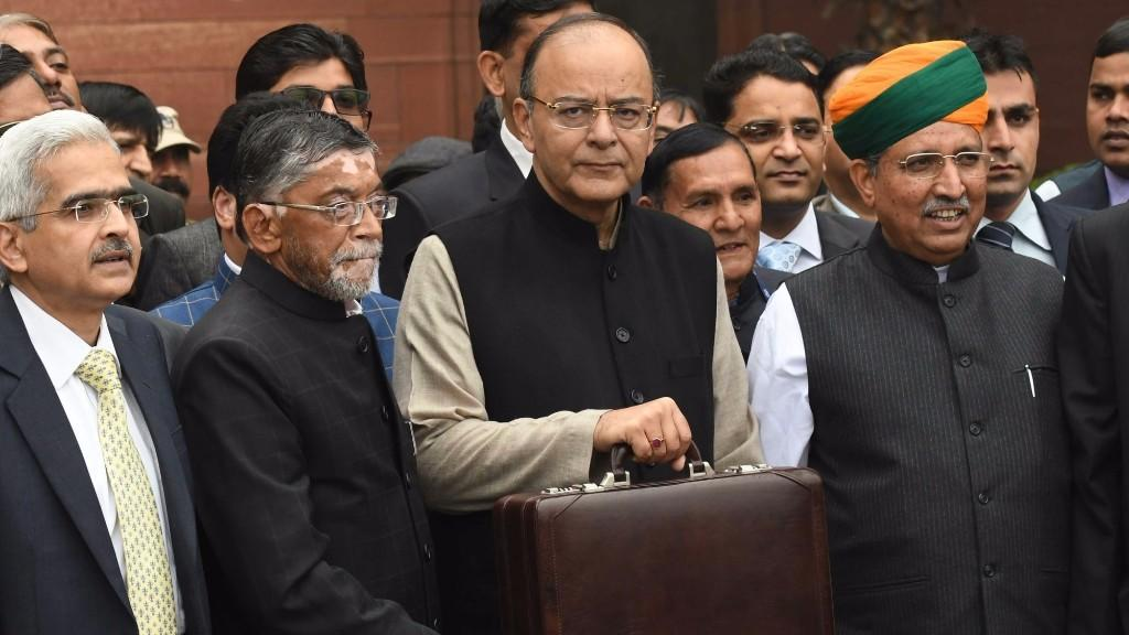 <p>1. The Annual financial statement in the Article 112 of the Constitution of India is commonly known as the Union Budget of India. The President of India fixes the date of the Budget presentation by the finance minister. </p>