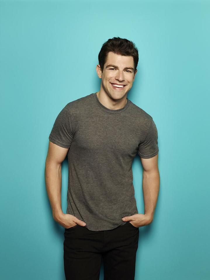 """Max Greenfield stars as Schmidt in """"New Girl."""""""