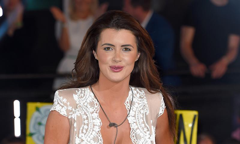 Helen Wood's comments about fellow contestant Brian Belo received Ofcom complaints. (Photo by Karwai Tang/WireImage)