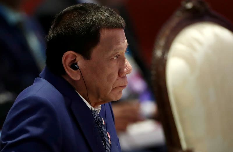 Philippines' Duterte orders prosecution of utilities over 'onerous' contracts