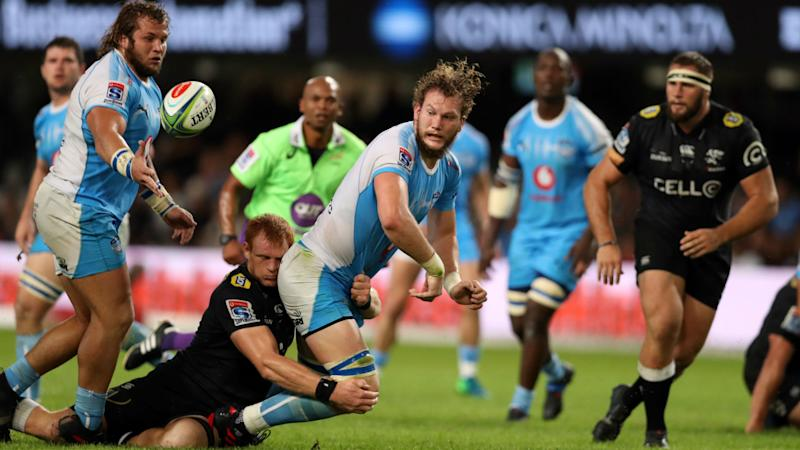 Gelant sparkles as Bulls batter Sharks