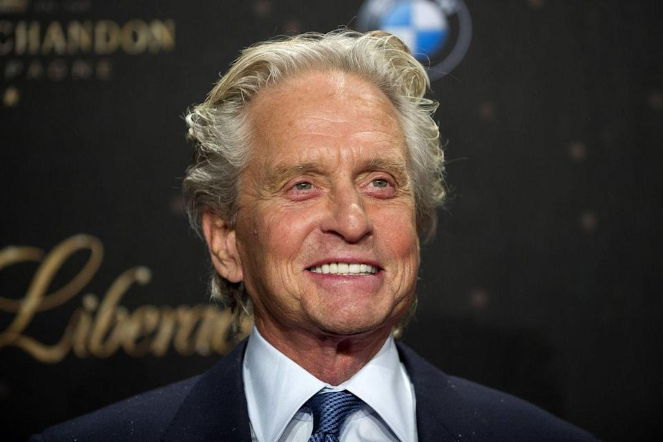 <p>Douglas has been nominated for eight Golden Globes and won twice, but award for 2013's <em>Behind the Candelabra</em> celebrated a side of the actor we don't often get to see in his performances.</p>