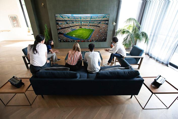 Some new televisions including this LG Electronics 4K Smart OLED TV (starting at $1,899.99) are compatible with NextGen TV, a technology standard that lets broadcasters deliver 4K video with improved sound and, potentially, live data and interactive web-like content.