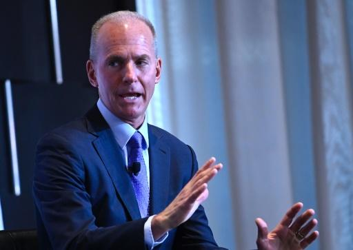 Boeing decision to strip  Dennis Muilenburg of his chairmanship has raised questions about whether he will soon exit as chief executive
