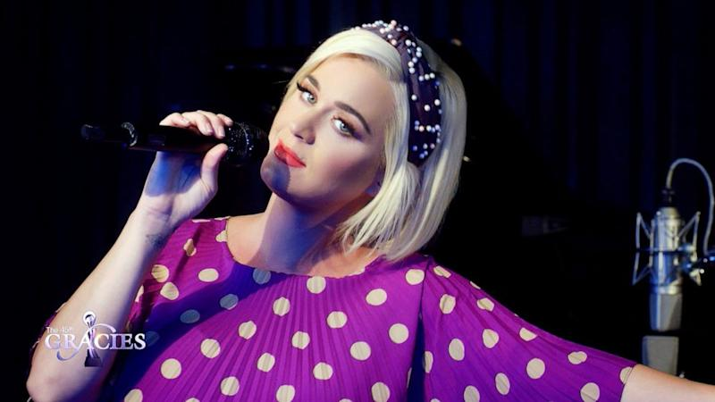Katy Perry explains why it's wrong to assume 'being a mom isn't a full time job'