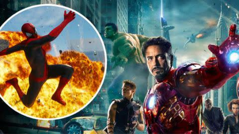 Spider-Man will finally join his superhero friends in the Marvel Universe. Photo: Sony Pictures/Walt Disney Pictures