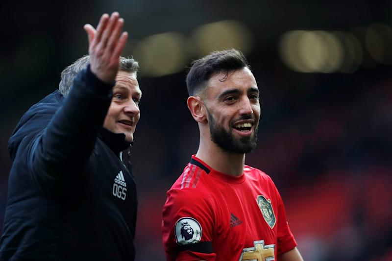 Premier League: Bruno Fernandes Scores 1st Manchester United Goal as They Ease Past Watford