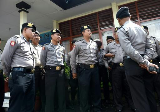 Four foreign inmates tunnel out of Indonesian jail