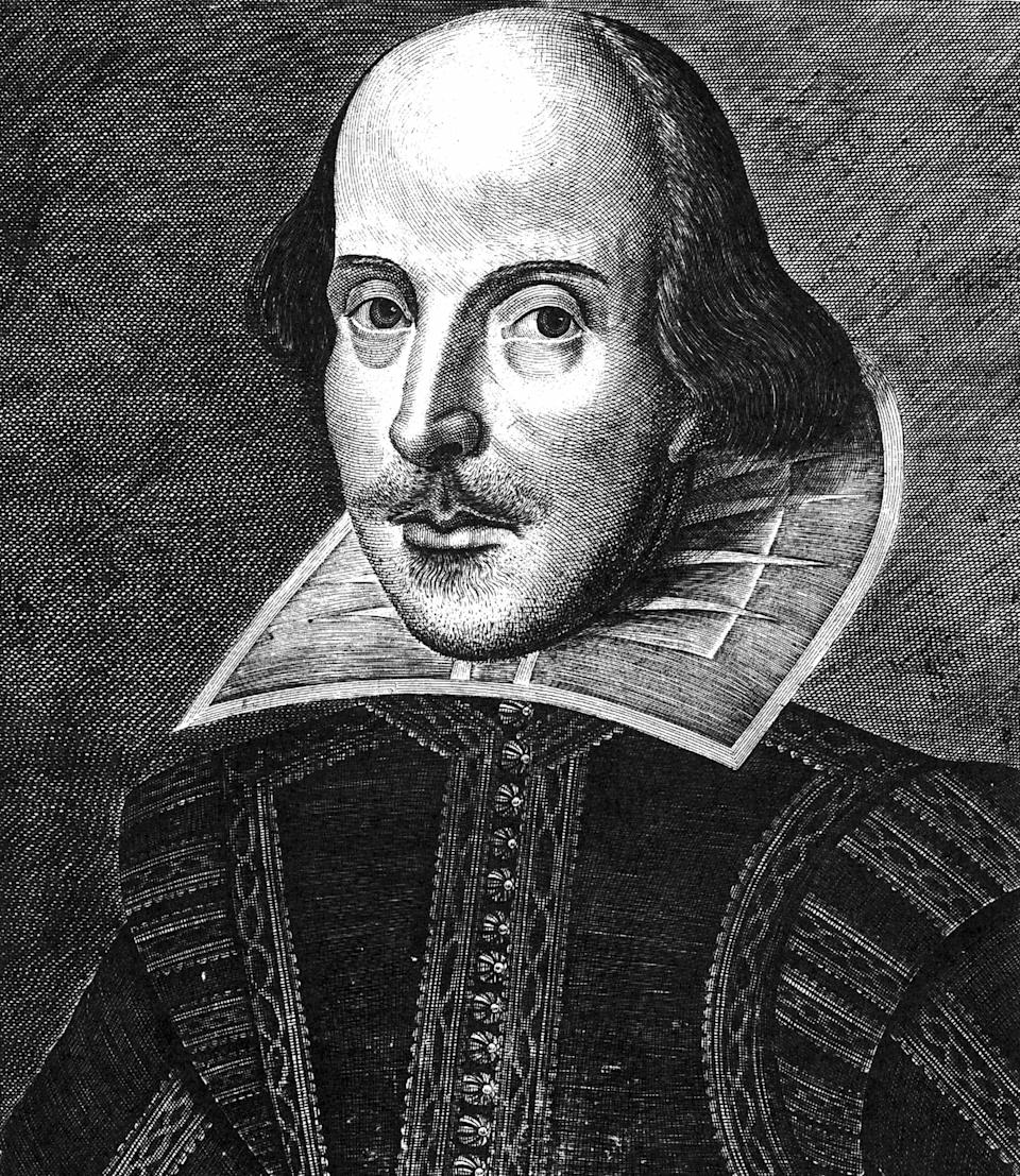 Did William Shakespeare look like this?