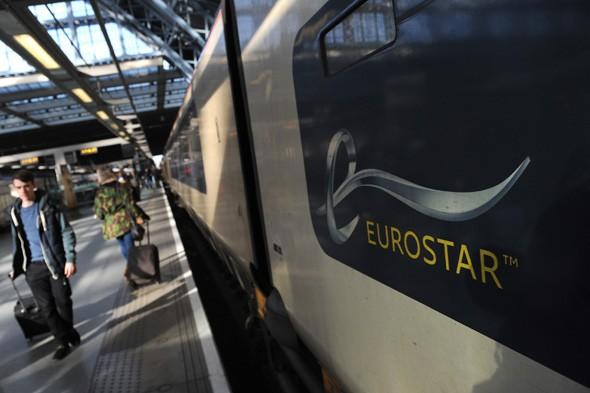 Eurostar in advert faux pas
