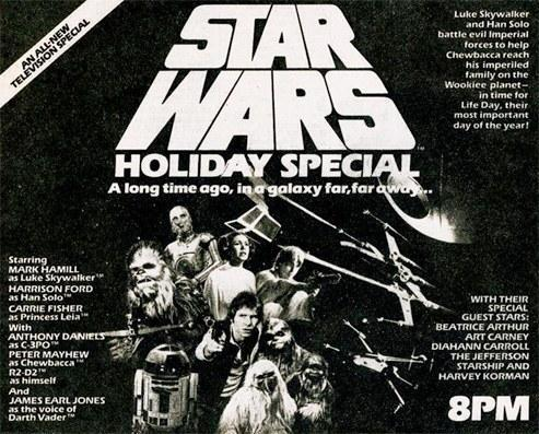 Is the 'Star Wars Holiday Special' Canon? Over George ...
