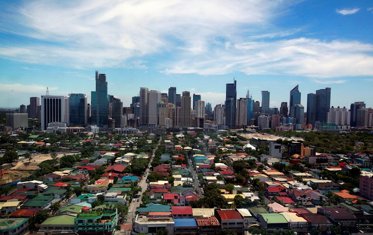 <p>No. 8 (tie): Philippines<br />Projected GDP growth: 6.9 per cent<br />(Reuters) </p>