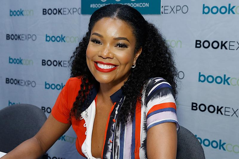 Gabrielle Union at BookExpo 2017 in New York City on June 1.