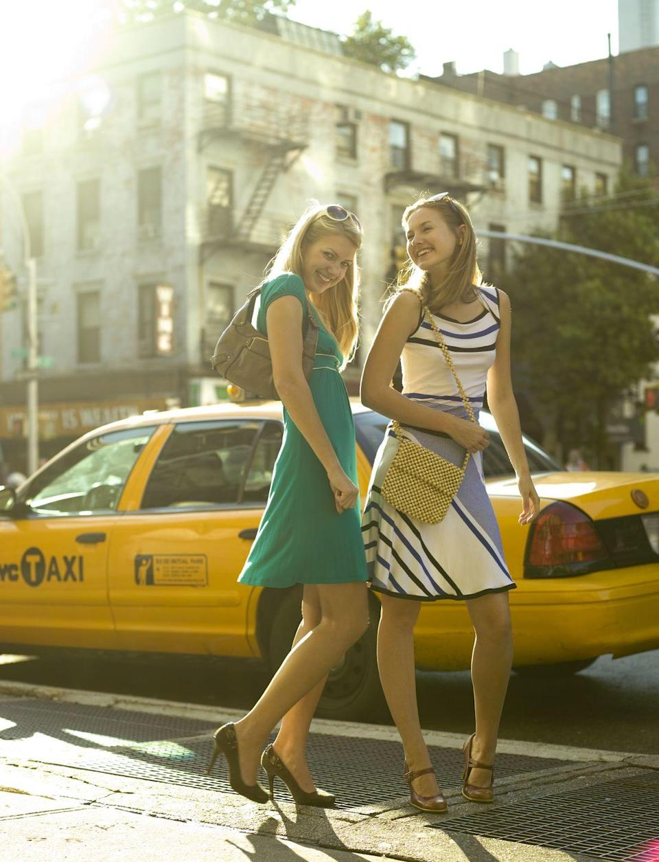 <p>Remember when hands-free bags existed? Or heeled Mary Janes? Those were the best.</p>