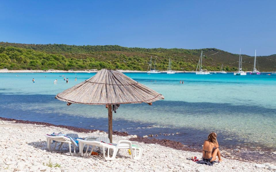 Croatia is completely quarantine-free for Britons right now - Getty
