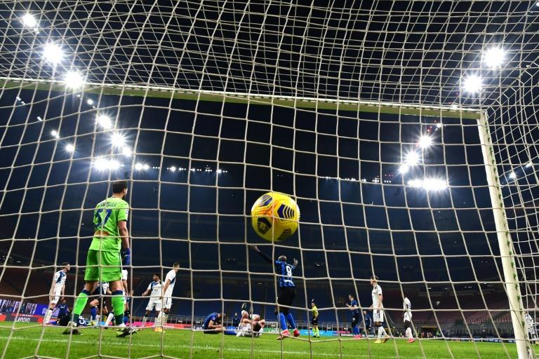Milan Skriniar's goal secured a 1-0 win for Inter against Atalanta in their last match