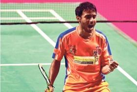 Indian shuttler Sourabh Verma settles for silver