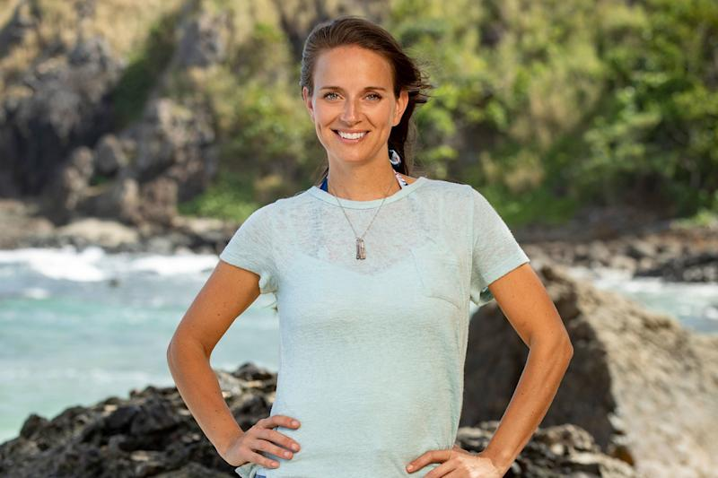 Amber Mariano on why the timing was perfect for her return to Survivor