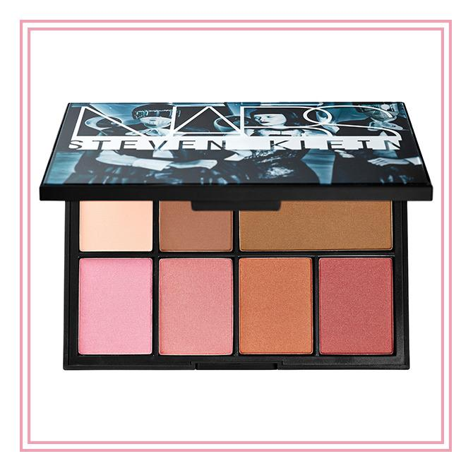 """<p>Blush, contour, and strobe to your heart's content with this limited-edition palette. <a href=""""http://www.sephora.com/nars-steven-klein-collaboration-one-shocking-moment-cheek-palette-P402217?skuId=1744036"""">Nars Steven Klein Collaboration One Shocking Moment Cheek Palette </a>($69)</p>"""