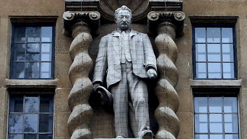 Council invites Oxford college to remove Rhodes statue with planning request