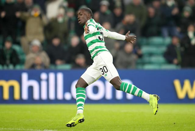 Timothy Weah didn't take long to make an impression with his new club. (Getty)