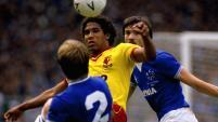 The former Watford, Liverpool and England wideman picks out the five most significant matches of his illustrious career...