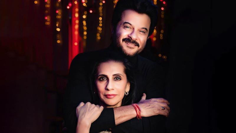 Anil Kapoor Pens Down a Heartfelt Note for Wife Sunita Kapoor on Their 35th Marriage Anniversary, Sonam Kapoor Too Adores Their Beautiful Bond – View Posts