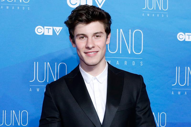 Shawn Mendes Says He Needs a Few Years to Shed His Clean Image