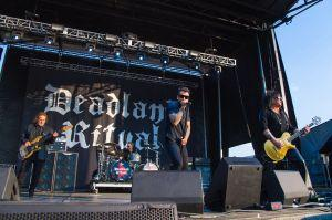 Deadland Ritual at Louder Than Life