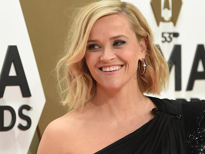 Reese Witherspoon in November 2019.