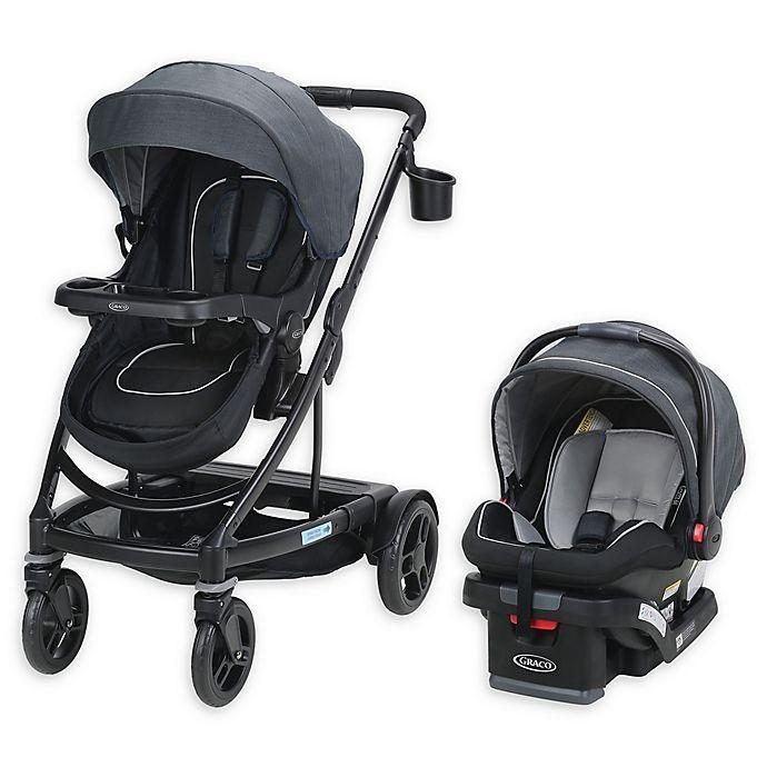 """<p><strong>Graco</strong></p><p>buybuybaby.com</p><p><strong>$422.99</strong></p><p><a href=""""https://go.redirectingat.com?id=74968X1596630&url=https%3A%2F%2Fwww.buybuybaby.com%2Fstore%2Fproduct%2Fgraco-reg-uno2duo-trade-travel-system%2F5224231&sref=https%3A%2F%2Fwww.bestproducts.com%2Fparenting%2Fg37348107%2Fsit-and-stand-strollers%2F"""" rel=""""nofollow noopener"""" target=""""_blank"""" data-ylk=""""slk:Shop Now"""" class=""""link rapid-noclick-resp"""">Shop Now</a></p><p>Graco went the extra mile with this deluxe set. Not only is it a sit and stand stroller, but it's also a whole tandem travel system with a car seat, multiple modes of seating, and tons of available accessories. </p><p>This system comes with their famous <a href=""""https://www.bestproducts.com/parenting/baby/g55/safest-infant-car-seat-reviews/"""" rel=""""nofollow noopener"""" target=""""_blank"""" data-ylk=""""slk:Snuglock car seat"""" class=""""link rapid-noclick-resp"""">Snuglock car seat</a>, standing platform, one-hand fold, smooth gliding never-flat tires, machine-washable fabric, and the ability to add another seat. </p><p>Where this stroller lacks is in storage and in size. It's pretty heavy, and when it's folded, it takes up a lot of space. </p><p><strong>The Takeaway: </strong><br>Great system with a ton of options. Its machine-washable fabrics are durable and comfortable, but the lack of storage and bulky fold can be irritating. </p>"""