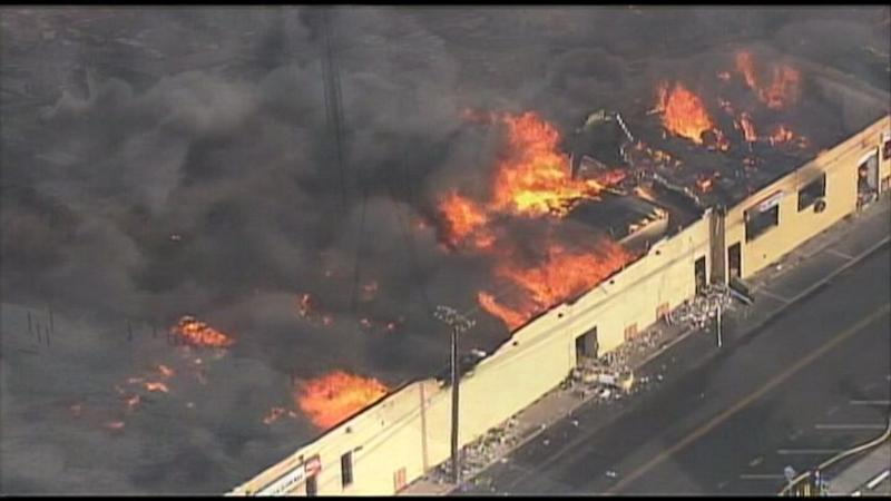 """Residents Devastated by New Jersey Boardwalk Fire: """"Sandy Was Enough For Us"""""""