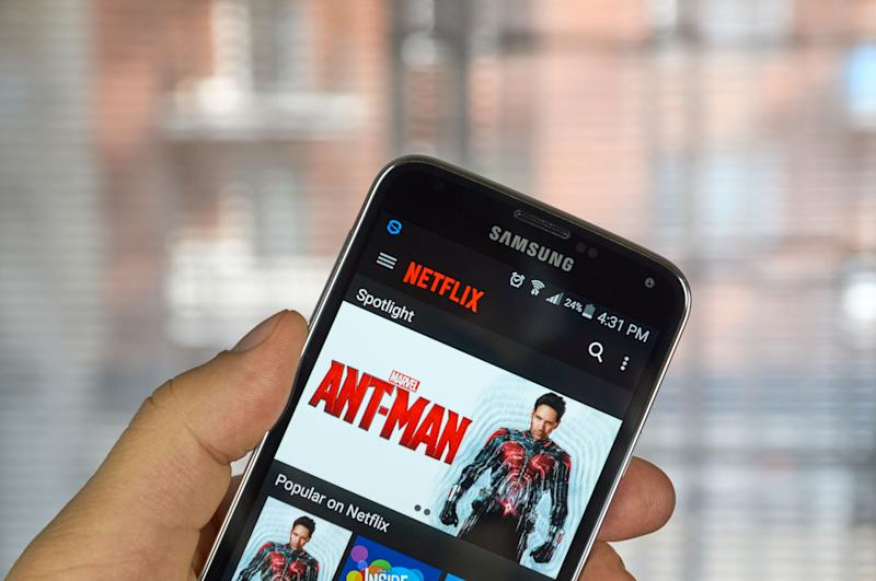 Omigod we might not need an internet connection to watch Netflix anymore