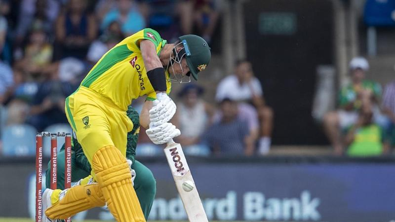 D'Arcy Short's batting was one of the few positives in the ODI defeat by South Africa