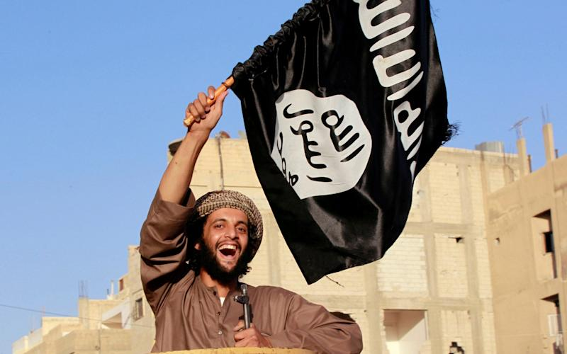 A website that allegedly helped to fund Islamic State was seized - REUTERS