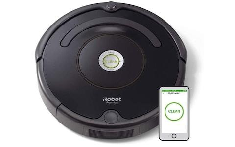 iRobot Roomba 671 Robot Vacuum Cleaner - Credit: Amazon