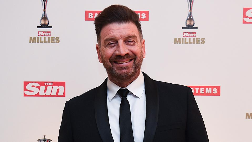 Nick Knowles got angry that Kay Burley gave herself credit for associating Candle In The Wind with Diana (images: Getty Images)
