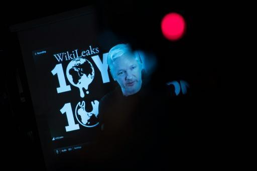 WikiLeaks' Assange questioned by prosecutors