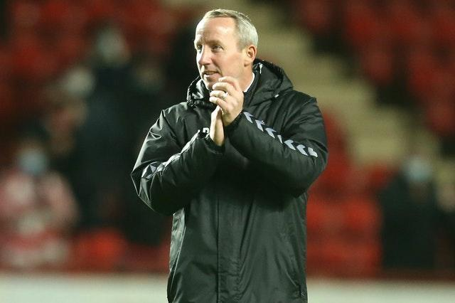 Lee Bowyer is currently in charge at Charlton