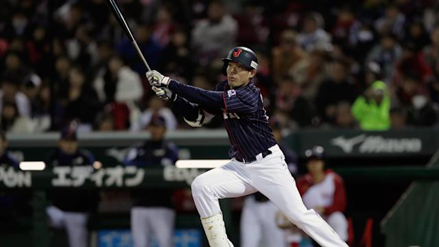 Japanese center fielder Shogo Akiyama could be a fit for Diamondbacks