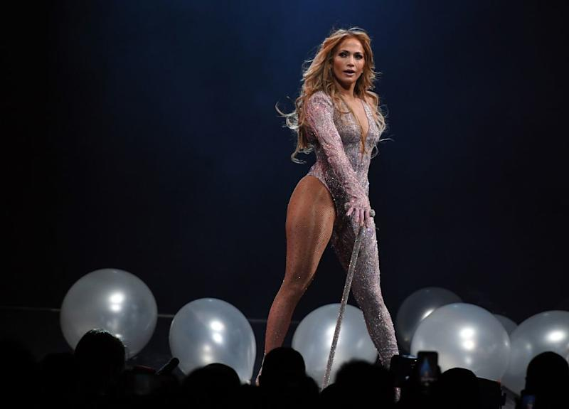 Winning the World Cup Comes With Perks Like This Onstage Dance From Jennifer Lopez