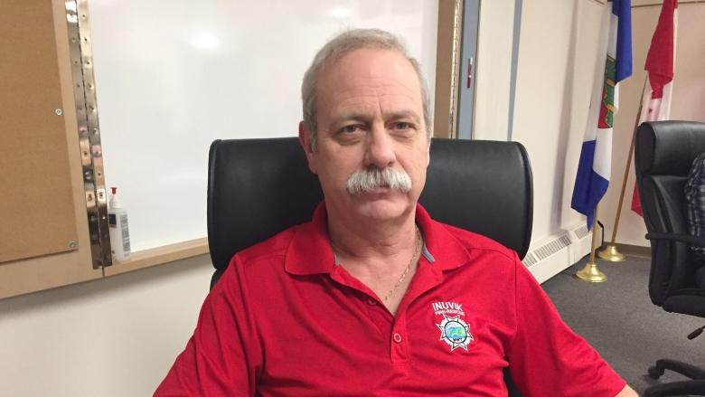 Jim Sawkins out as Inuvik fire chief, town says