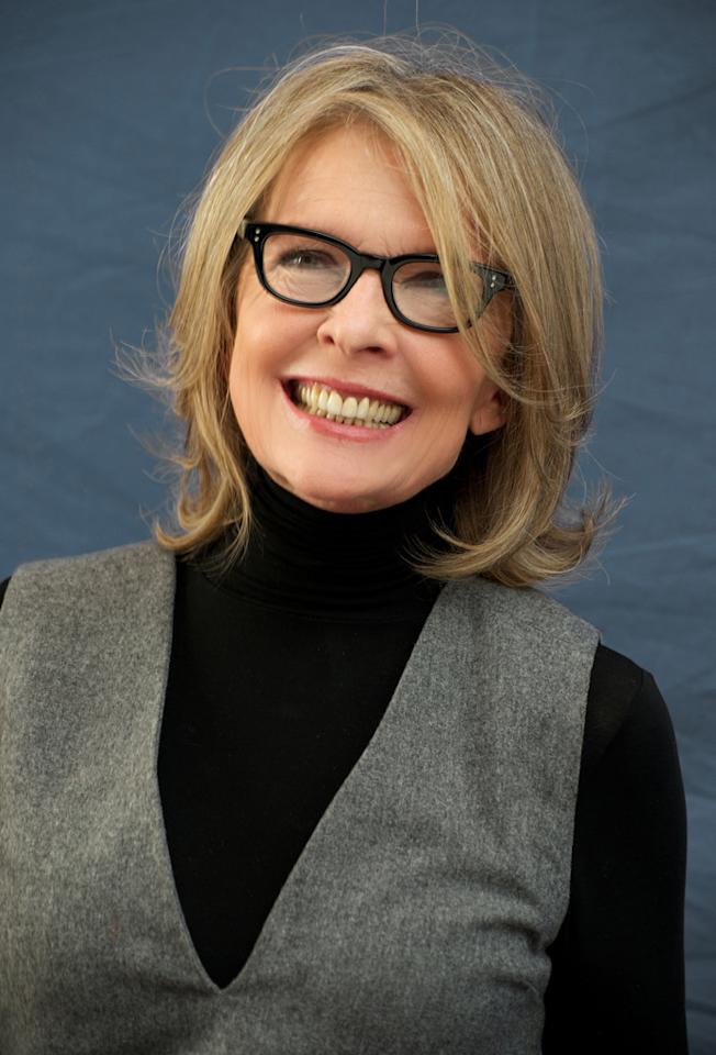"Celebrity name: Diane Keaton Birth name: Diane Hall It's no coincidence that the movie that won her the best actress academy award, ""Annie Hall,"" is named for her. Annie is one of Keaton's nicknames, and Hall was her family name. The movie, written and directed by Woody Allen, is said to be loosely based on their relationship at the time."