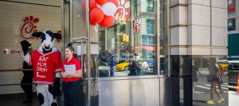 These Restaurant Chains Are Growing Fastest in America