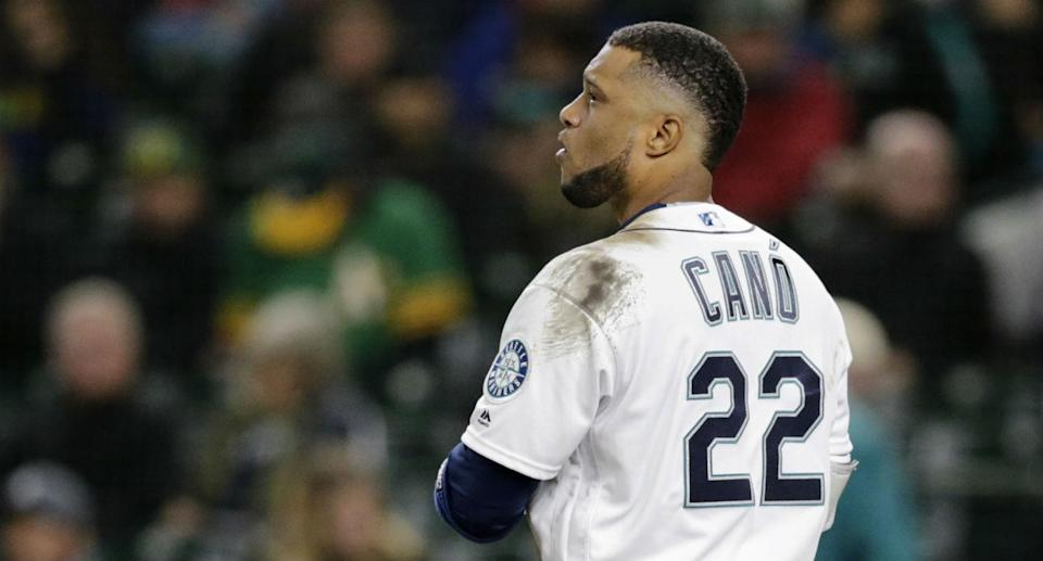Robinson Cano might be in a Mets jersey sooner rather than later. (Associated Press)