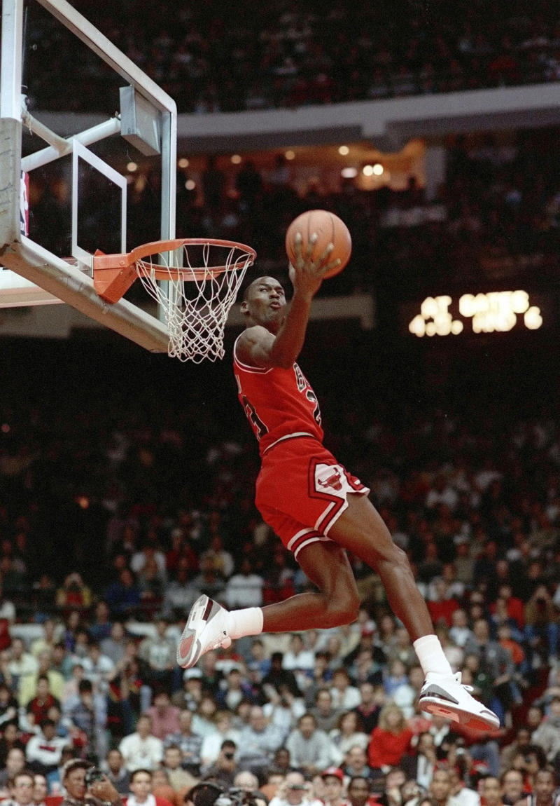 Jordan, Wilkins reflect on memorable '88 dunk contest battle